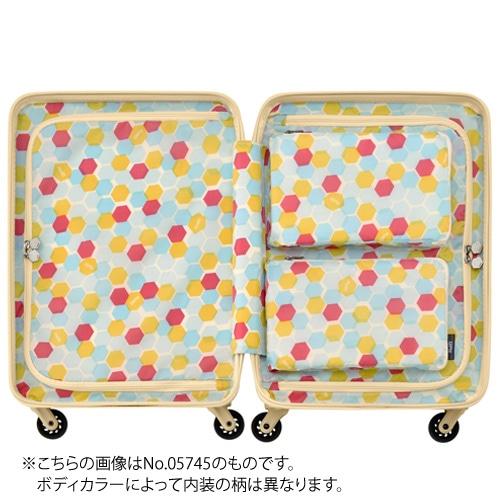 ≪HaNT/ハント≫マイン スーツケース☆2-3泊用 47リットル 05748