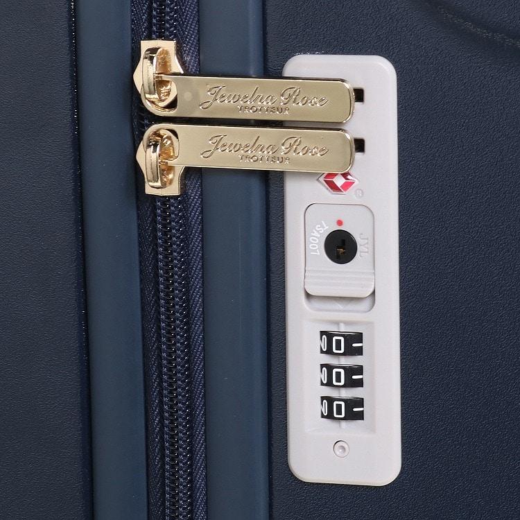 ≪JEWELNA ROSE ジュエルナローズ≫トロトゥール エディッタトローリー 内装が選べるスーツケース 機内持ち込みサイズ 36L 1-2泊用 06043