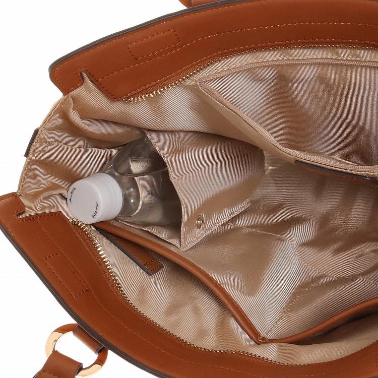 ≪JEWELNA ROSE/ジュエルナローズ≫OLバッグ2019ファブリック トートバッグ A4サイズ 通勤バッグ レディース お仕事バッグ A4トート ナイロン 軽量 16005