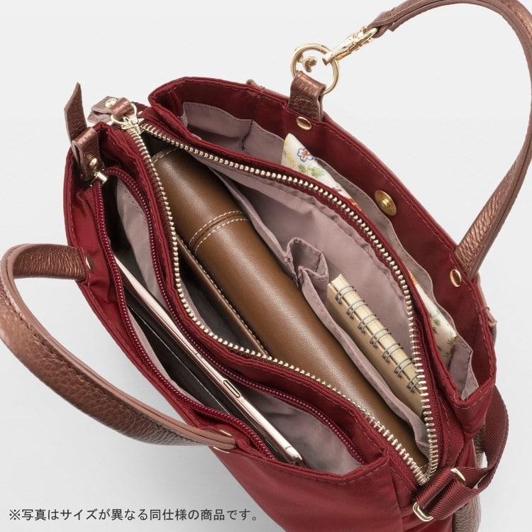 ≪カナナプロジェクト/カナナポケット2≫上品な印象のハンドバッグ&ショルダーの2wayバッグ  31873