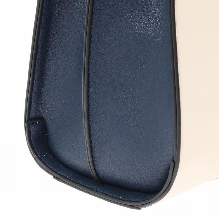 ≪JEWELNA ROSE/ジュエルナローズ≫フェリチタ エキゾミックストートバッグ ミディアムサイズ レディース バイカラー 通勤バッグ 32655