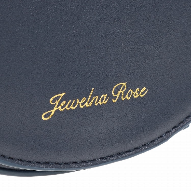 ≪JEWELNA ROSE ジュエルナローズ≫レナ トートバッグ ミディアムサイズ 32693 レディース サドルバッグ 半月型 ショルダーバッグ ミニバッグ