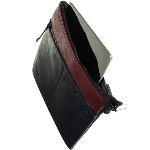≪U.P renoma/バルサ≫街歩きに 薄マチ タテ型ショルダーバッグ 35507