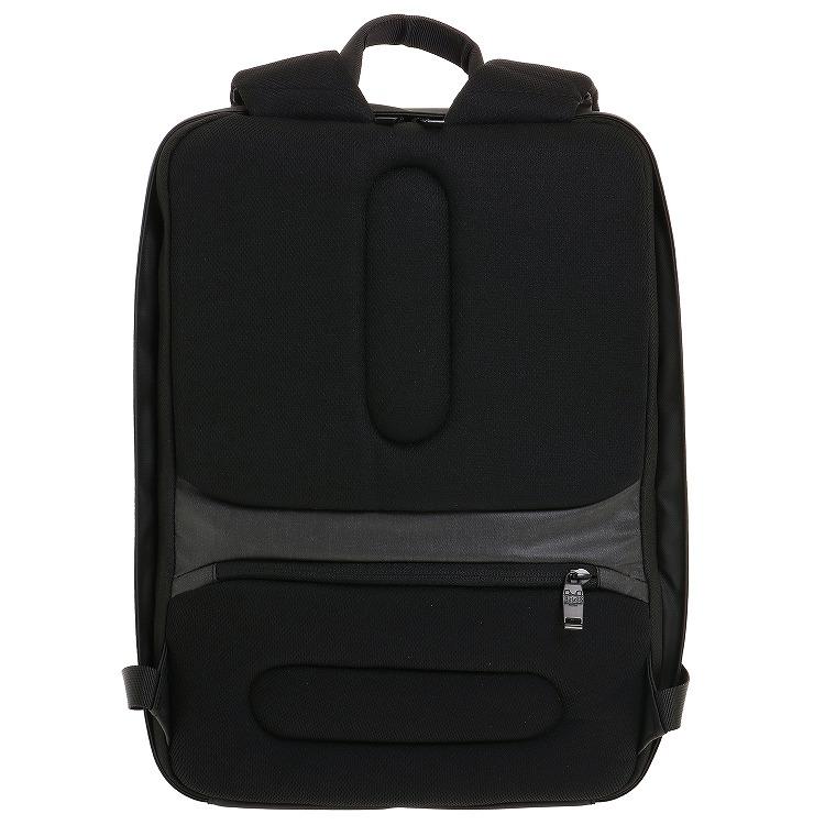 ≪ZEROBRIDGE/ゼロブリッジ≫ ノストランド バックパック 8リットル 薄マチリュック A4/PC収納/USBポート搭載 37041