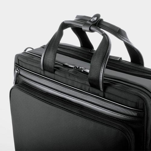 ≪ace. フレックスライト フィット≫ 通勤~出張におすすめ!B4サイズ 2気室 マチ幅UP機能で荷物が増えても安心。  54560