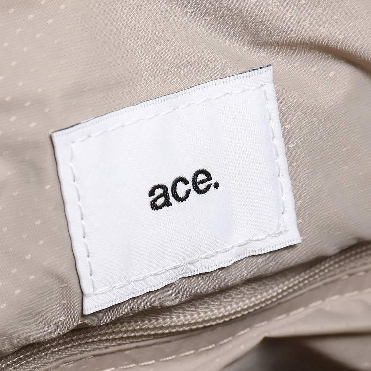 ≪ace. ウィルカール≫ ショルダーバッグ ジャガード織りが上品なトラベルシリーズ 55603