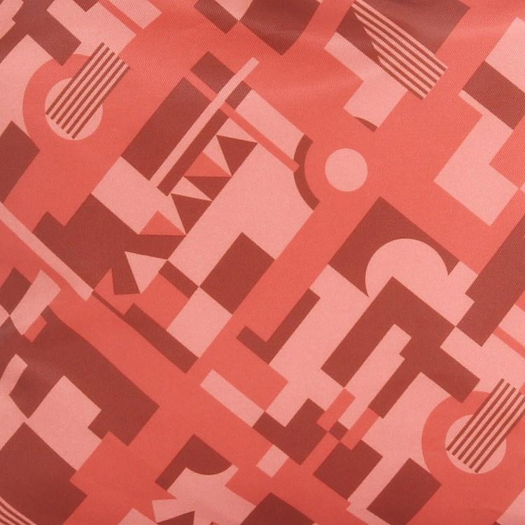 ≪カナナプロジェクトコレクション≫ストライプフォールド ☆限定 ライナービューティ柄 普段に旅行に便利♪折りたたみボストンバッグ 55734
