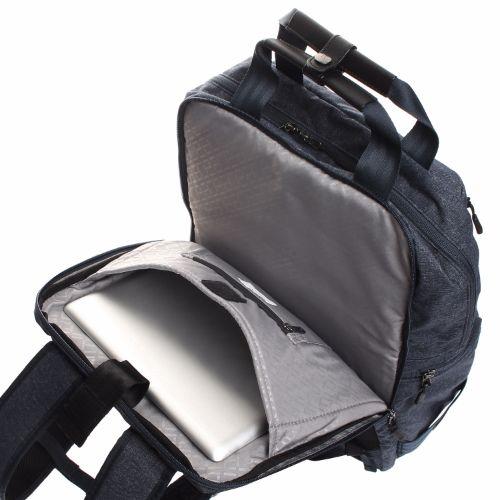 ≪ace. ホバーライト≫ 軽量でPC収納可能。自転車通勤に最適なB4対応2気室リュック 59006