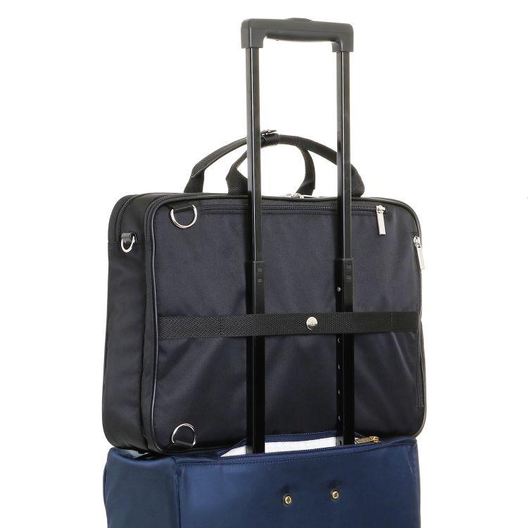 ≪ace. ビエナ≫ 3WAYバッグ レディースビジネスシリーズ 毎日の通勤に A4サイズ対応・シーンに応じて使い分けできる女性のためのビジネスリュック 59098