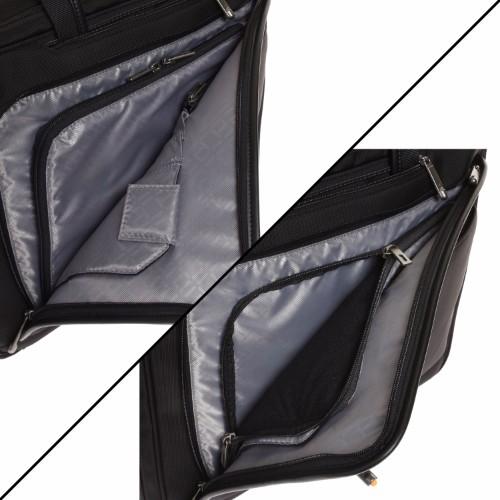 ≪ ace./エース EVL-3.0 ≫ PC・タブレット収納対応 エキスパンダブル機能付き 3WAYタイプ A4サイズ/2気室 ブリーフケース 17リットル 59515