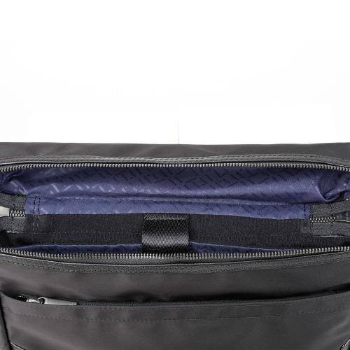 ≪ace. クロビレット≫ スリングバッグ ヨコ型 A4ファイル収納 9.7インチタブレット収納 ショルダーバッグ 59885