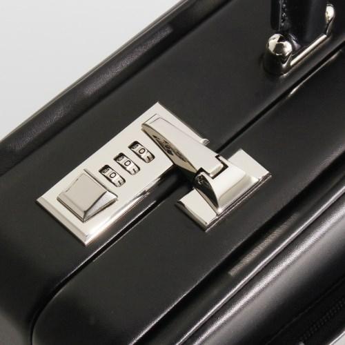 ≪OFFERMANN べクトラ≫レザーアタッシェ オファーマンを代表するプレステージビジネスバッグ 76391