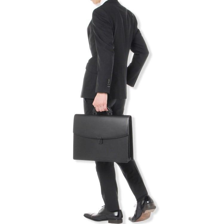 ≪OFFERMANN グローリエ≫ビジネスバッグ A4サイズ収納可 オファーマンを代表する上質レザーシリーズ 76505