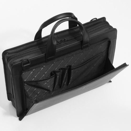 ≪OFFERMANN グローリエ≫ビジネスバッグ A4サイズ収納可 オファーマンを代表する上質レザーシリーズ 76506