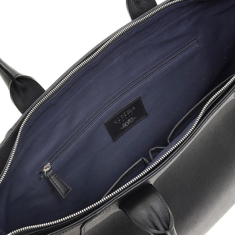 ≪ultima TOKYO/ウルティマ トーキョー≫ リーバス トートバッグ シャープなカッティングで洗練されたスタイリッシュレザーバッグ 78053