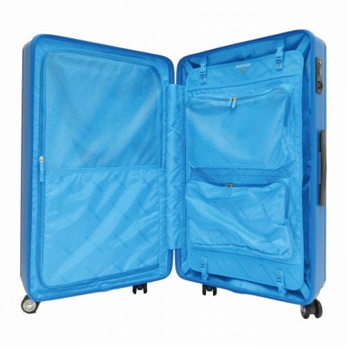 ≪Dash ブルー 95L≫ ラゲージ スーツケース トランク / 05713-15