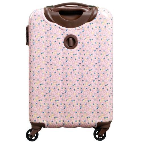 ≪カナナプロジェクト コレクション≫ステイスーツケース☆限定 サニースプリンクル柄 2泊の程度の旅行に。36リットル  06018