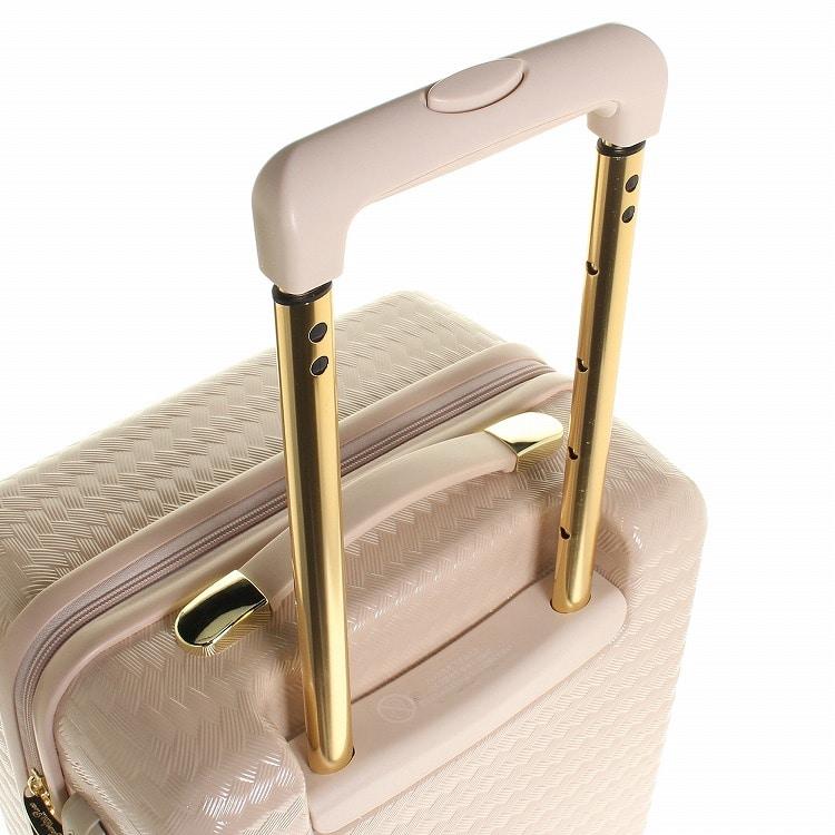 ≪JEWELNA ROSE/ジュエルナローズ≫ トロトゥール ラタンシェル2 スーツケース 機内持ち込み 35リットル 1-2泊におすすめ 06326