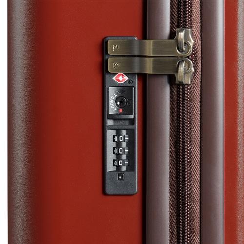 ≪ace. サークルZ≫ スーツケース 36リットル 機内持込サイズ♪ 2~3泊のご旅行に。キャスターストッパー機能付き 06341