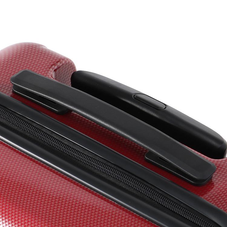 ≪ACE/エース≫ コンベクション スーツケース 機内持込サイズ 34リットル  ジッパータイプ 2~3泊程度の旅行や出張に 06611