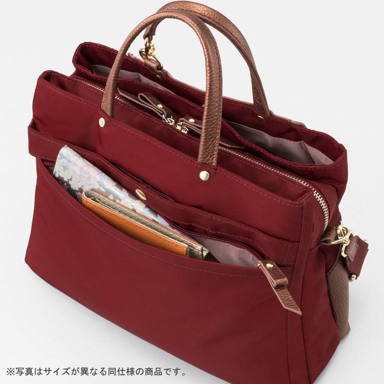 カナナプロジェクト ショルダーバッグ カナナポケット2 上品な印象のハンドバッグ&ショルダーの2wayバッグ  31873