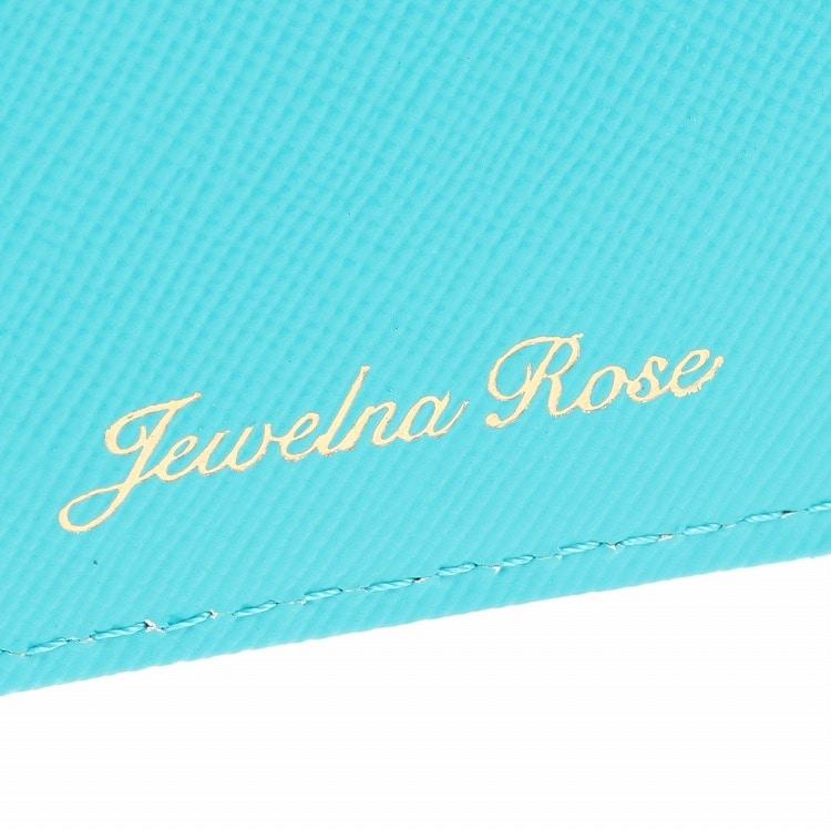 ≪JEWELNA ROSE ジュエルナローズ≫パレット ミニ財布 33733 レディース 二つ折り財布 ミニウォレット