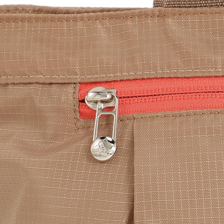 ≪adidas/アディダス≫ トートバッグ 横型 ざっくり開いて使いやすい 47563