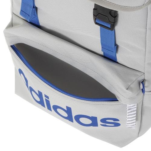 ≪adidas/アディダス≫ バックパック/フラップタイプ 20リットル 通学用、部活にオススメ!B4サイズも収まるかぶせがかわいいカジュアルリュック 47893