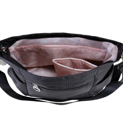 ≪カナナプロジェクト コレクション≫ショルダーバッグ☆エール2 シリーズ 待ち歩きに。長財布も入る軽量ショルダーバッグ  55333