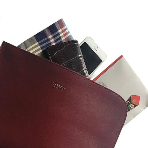 ≪ultima TOKYO/ウルティマ トーキョー≫ ライル クラッチバッグ セカンドバッグ 冠婚葬祭にも対応 身の回り品収納に 77822