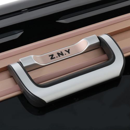 ≪Z.N.Y/ゼット・エヌ・ワイ≫ ラウビル スーツケース 90リットル フレームタイプ 1週間~10日間程度の旅行に 06382