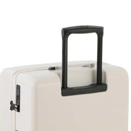 ≪ZEROBRIDGE/ゼロブリッジ≫ ワイス スーツケース 63リットル ファスナータイプ 4泊~1週間程度の旅行に 06442