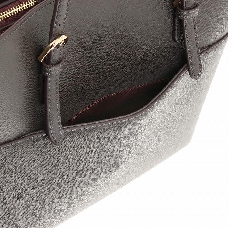 ≪JEWELNA ROSE ジュエルナローズ≫テレーザ バイカラー トートバッグ A4サイズ 32688 レディース 通勤バッグ 通学バッグ