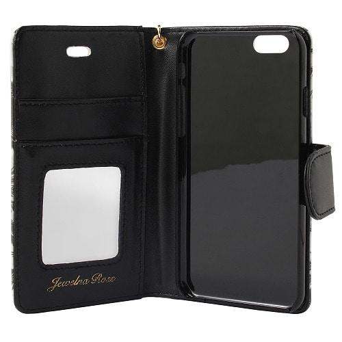 ≪ジュエルナローズ≫ サラ パームツリー柄 iPhone6/6S専用 モバイルケース / 33156