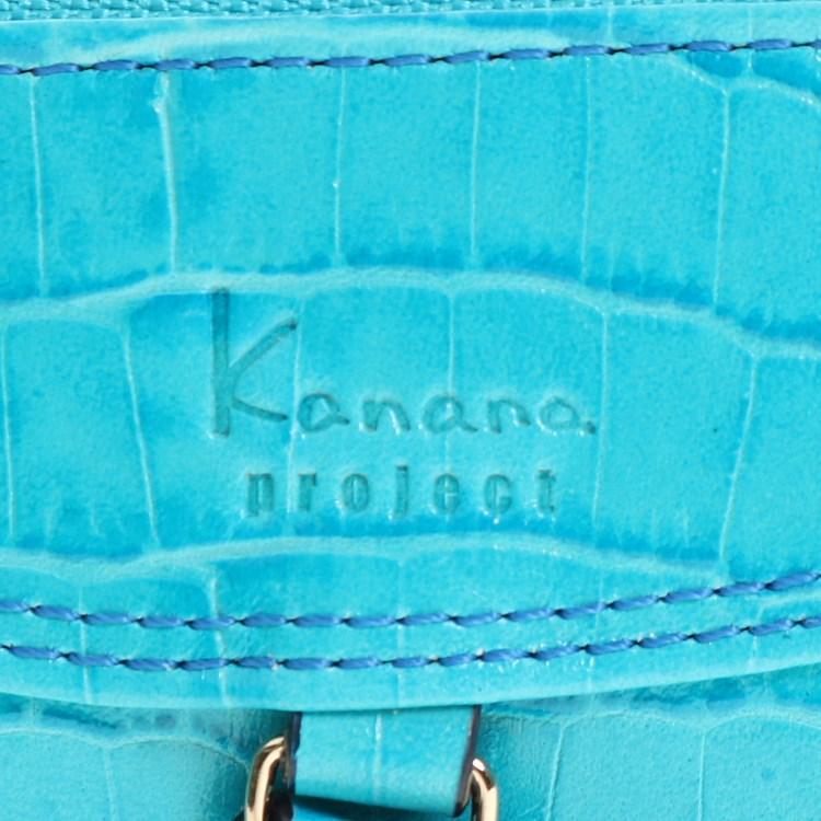 ≪Kanana project/カナナプロジェクト≫ラスターウォレッLTD ラウンドファスナー長財布 スタンダードな定番のデザイン 34893