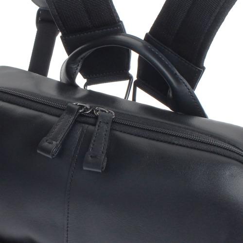 ≪ace. レクリド≫ レザーリュックサック ◇2WAYでショルダーバッグでも使える◇ ヨコ型 A4ジャストサイズ 38002