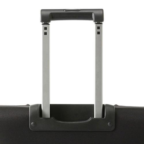 ≪ワールドトラベラー/プロビデンス≫ タテ型キャリーケース 機内持込み対応サイズ 4輪 タブレット/薄型PC収納 52572