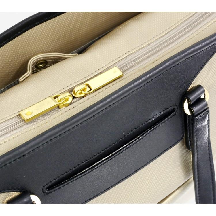 ≪ace. スタンミートート≫ レディースビジネス☆毎日の通勤に。 B4サイズ  ヨコ型ビジネストート 55072