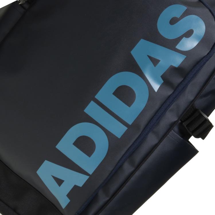 ≪adidas/アディダス≫ バックパック スクエアボックスタイプ 23リットル B4サイズ 57572