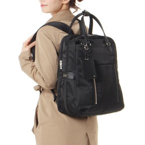 ≪ace. ビエナ≫レディースビジネスシリーズ☆毎日の通勤に。両手フリーでママにも人気のリュック型ビジネスバッグ 59095