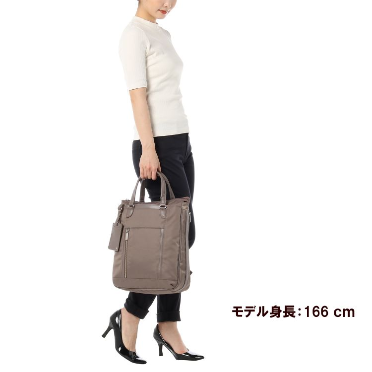≪ace. ビエナ≫ リュックサック レディースビジネスシリーズ 毎日の通勤に A4サイズ対応ビジネスリュックサック 59097
