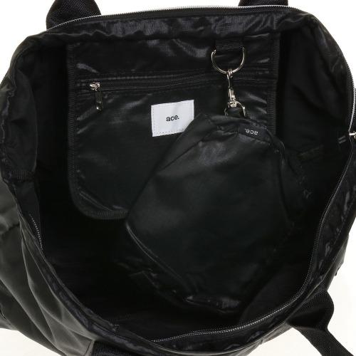 ≪ace. /エース≫ グランパック トートバッグ 18リットル パッカブル 折り畳みトラベルトート セットアップ機能付き 59873