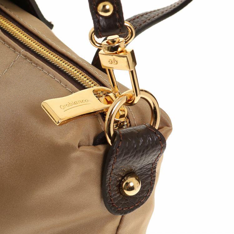 ≪オロビアンコ  MOLLY-H≫ Women Collection「DONNAROSA」 レザーフラップが特徴のミニトートバッグ 90269