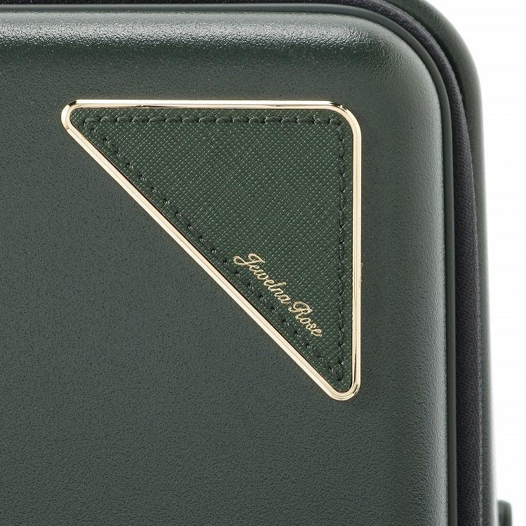 ≪JEWELNA ROSE/ジュエルナローズ≫トロトゥール ノマドステーション スーツケース 機内持ち込み 26リットル 1-2泊サイズ 前ポケット付き USBポート搭載 キャスターストッパー付き 06085