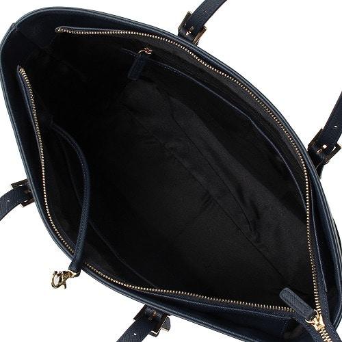 ≪ジュエルナローズ≫ アデル シンプル トートバッグ A4収納サイズ / 33135