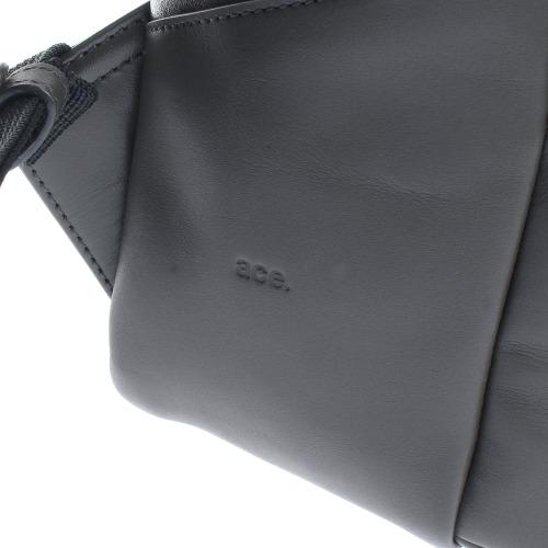 ≪ace. レクリド≫ レザーリュックサック ◇2WAYでショルダーバッグでも使える◇ タテ型 大 A4サイズ 38003