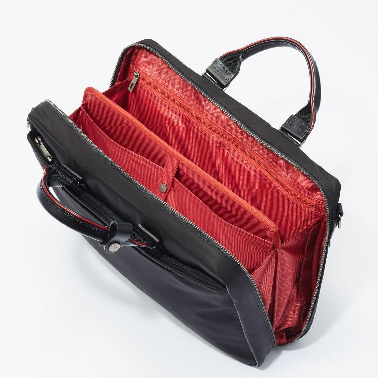≪ace./エース≫ ディバイドリム ブリーフケース 1気室/A4サイズ 13インチPC対応のビジネスバッグ 55571