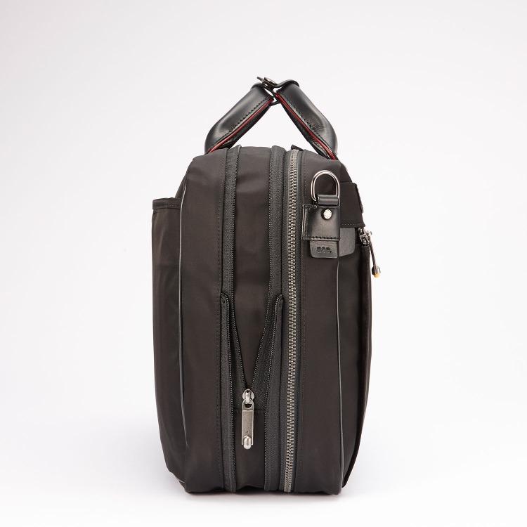 ≪ace./エース≫ ディバイドリム ブリーフケース 1気室/A4サイズ エキスパンダブル機能搭載 13インチPC対応のビジネスバッグ 55572