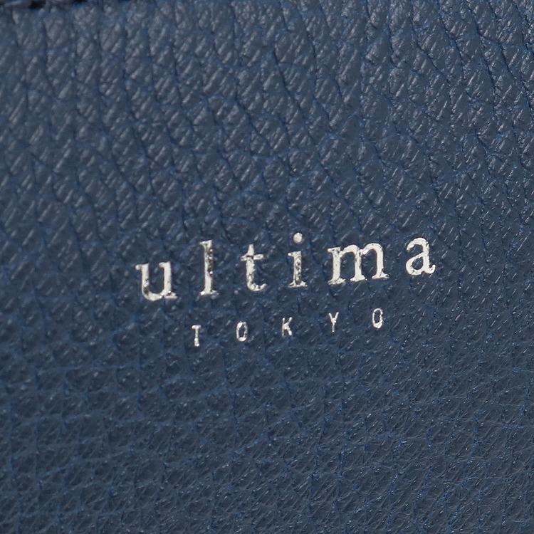 ≪ultima TOKYO/ウルティマ トーキョー≫ リーバス ボディバッグ シャープなカッティングで洗練されたスタイリッシュレザーバッグ ショルダーバッグ 78052