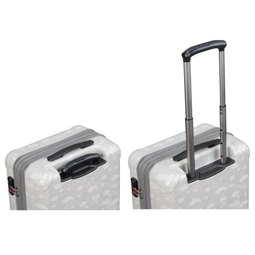 ≪World Traveler/ワールドトラベラー≫ 10周年記念 『ハローキティ』 コラボスーツケース☆51リットル 3~5泊程度のご旅行向きスーツケース 06322